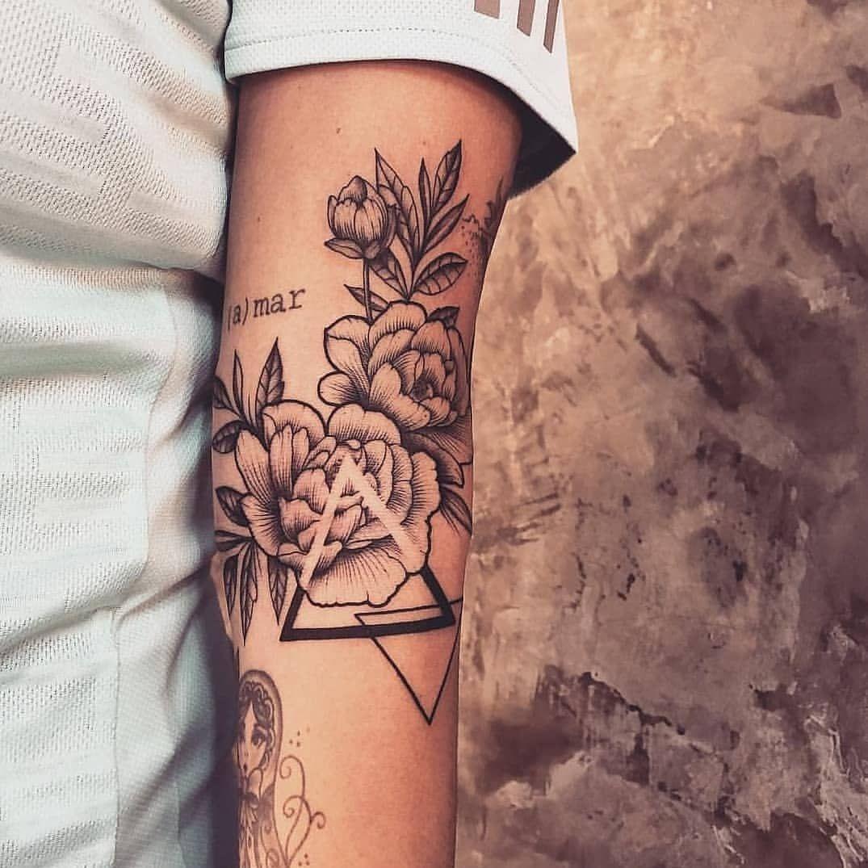 Tatuagens Femininas Delicadas No Braço (34)