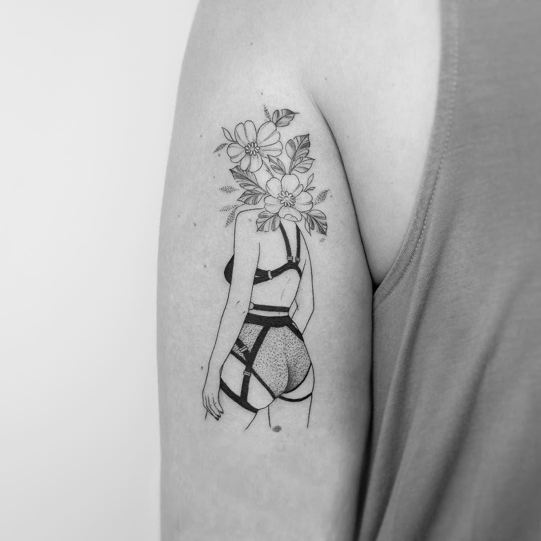 Tatuagens Femininas Delicadas No Braço (48)