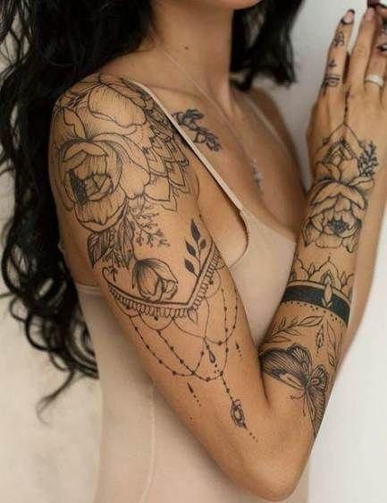 Tatuagens Femininas Delicadas No Braço (86)