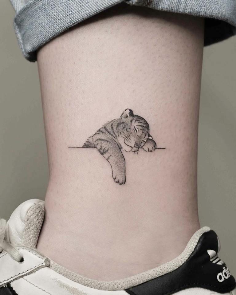 Tatuagens Femininas Delicadas No Braço (87)