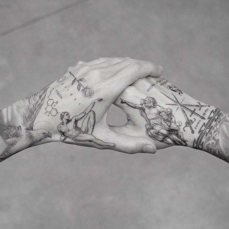 Tatuajes Y Su Significado Para Hombres (168)