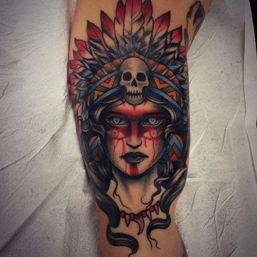Tatuajes Y Su Significado Para Hombres (2)