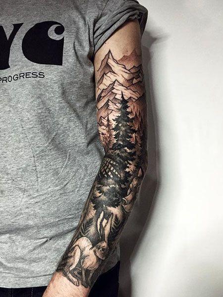 Tatuajes Y Su Significado Para Hombres (71)