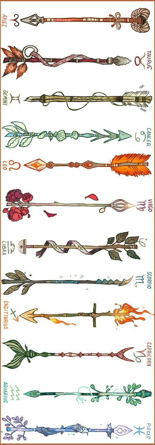 Aquarius Sign Tattoo Constellation Symbol (147)