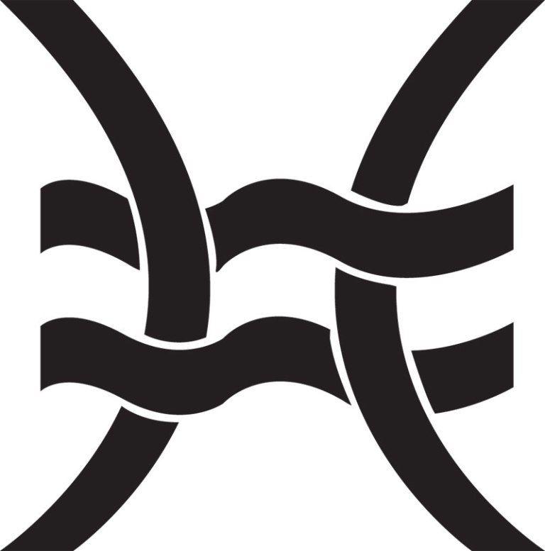 Aquarius Sign Tattoo Constellation Symbol (159)
