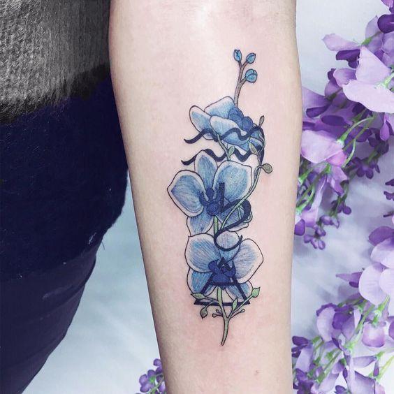 Aquarius Sign Tattoo Constellation Symbol (162)