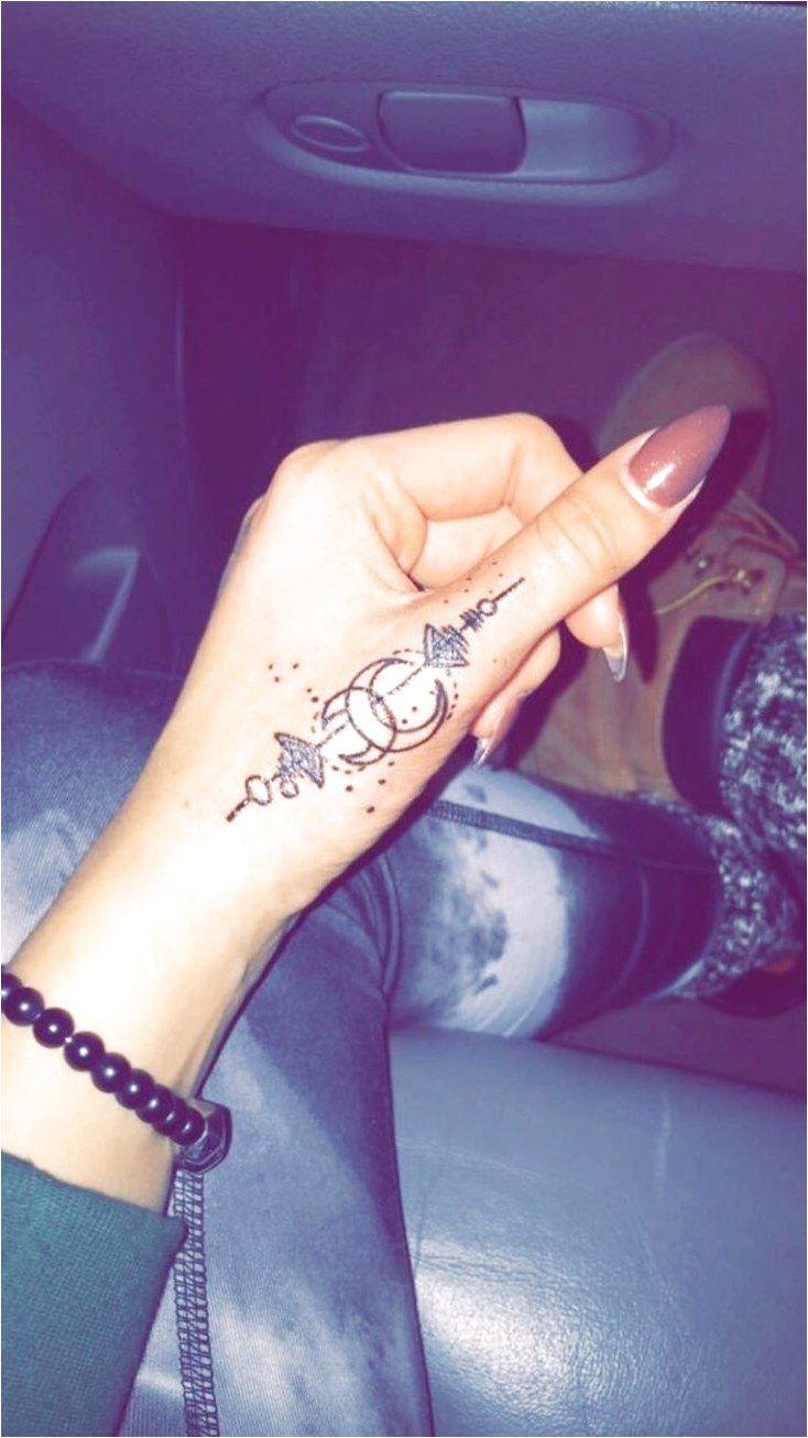 Aquarius Sign Tattoo Constellation Symbol (169)