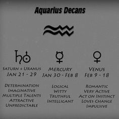 Aquarius Sign Tattoo Constellation Symbol (174)