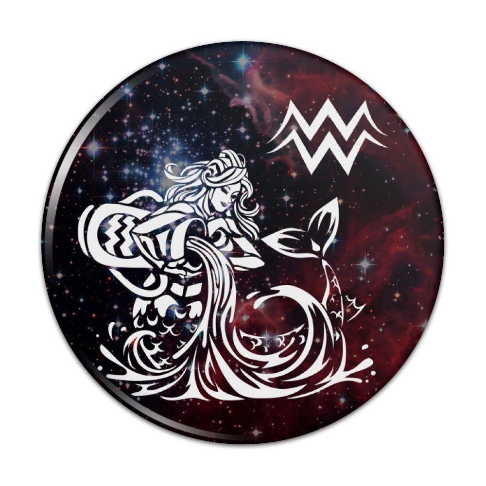 Aquarius Sign Tattoo Constellation Symbol (86)