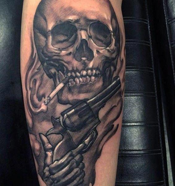 Back Shoulder Tattoo Designs Ideas (100)