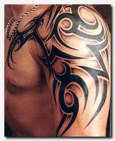 Back Shoulder Tattoo Designs Ideas (101)