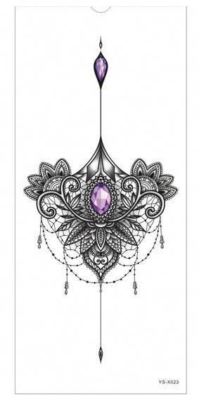 Back Shoulder Tattoo Designs Ideas (106)