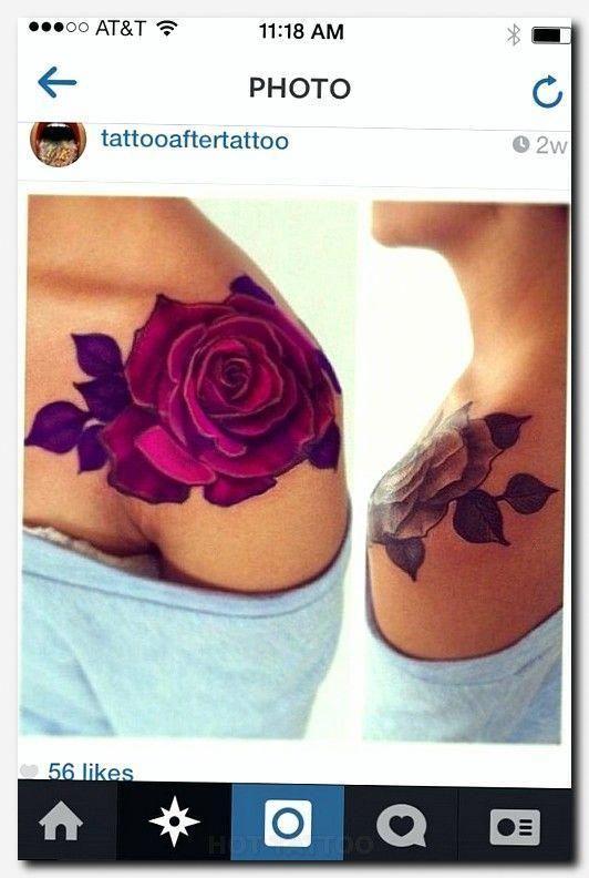 Back Shoulder Tattoo Designs Ideas (113)