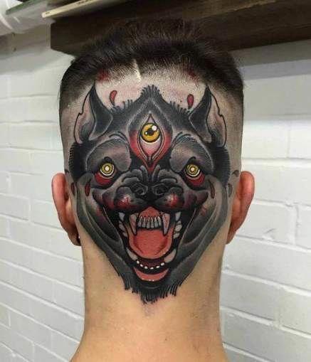 Back Shoulder Tattoo Designs Ideas (127)