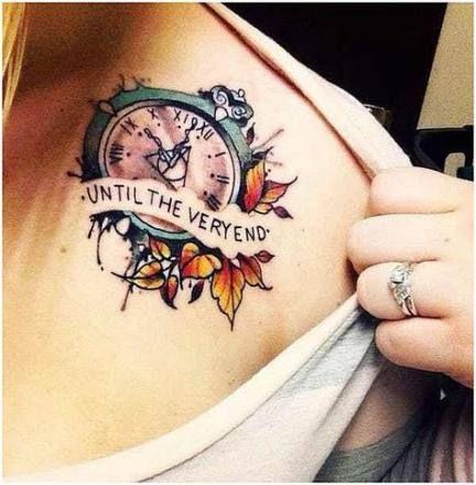 Back Shoulder Tattoo Designs Ideas (129)