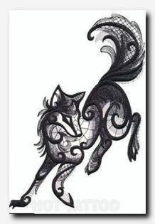 Back Shoulder Tattoo Designs Ideas (143)