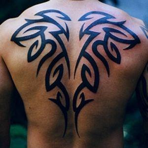 Back Shoulder Tattoo Designs Ideas (152)