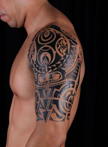 Back Shoulder Tattoo Designs Ideas (154)