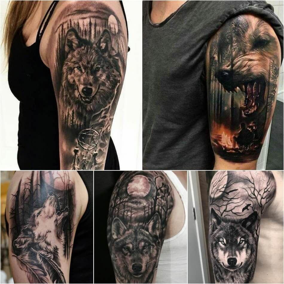 Back Shoulder Tattoo Designs Ideas (164)