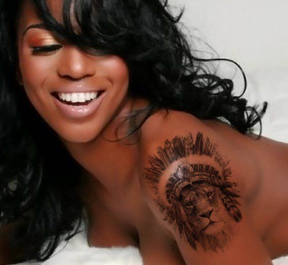 Back Shoulder Tattoo Designs Ideas (171)