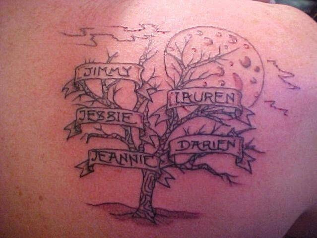 Back Shoulder Tattoo Designs Ideas (181)