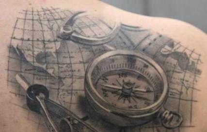 Back Shoulder Tattoo Designs Ideas (184)