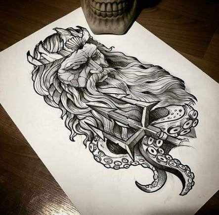 Back Shoulder Tattoo Designs Ideas (19)