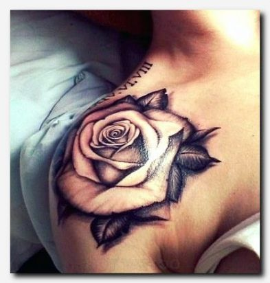 Back Shoulder Tattoo Designs Ideas (192)