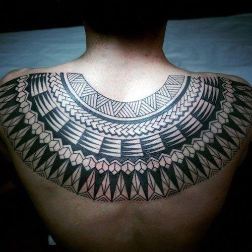 Back Shoulder Tattoo Designs Ideas (196)