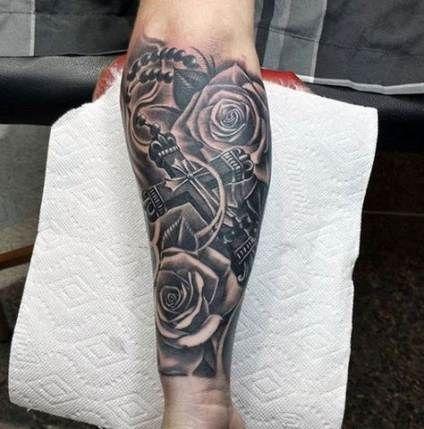 Back Shoulder Tattoo Designs Ideas (197)