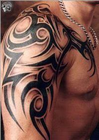 Back Shoulder Tattoo Designs Ideas (34)