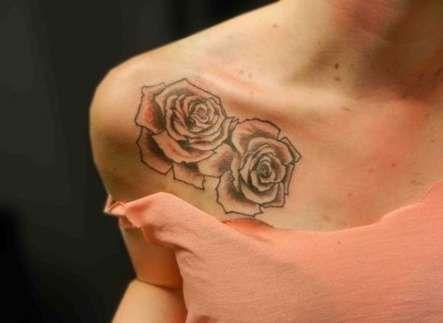 Back Shoulder Tattoo Designs Ideas (37)