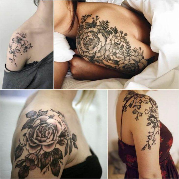 Back Shoulder Tattoo Designs Ideas (41)