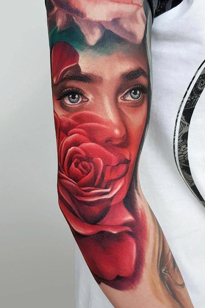 Back Shoulder Tattoo Designs Ideas (46)