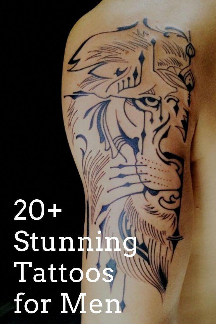 Back Shoulder Tattoo Designs Ideas (50)