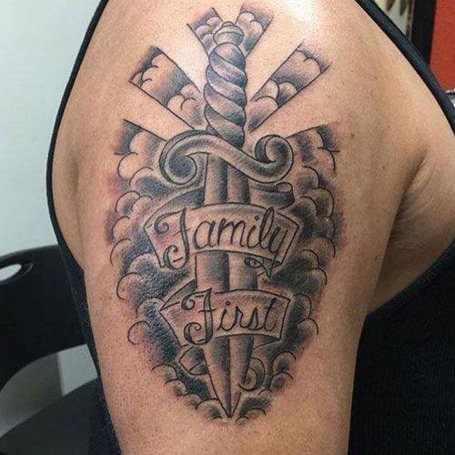Back Shoulder Tattoo Designs Ideas (77)