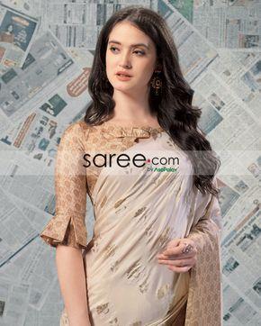 Blouse Designs For Pattu Silk Sarees (10)