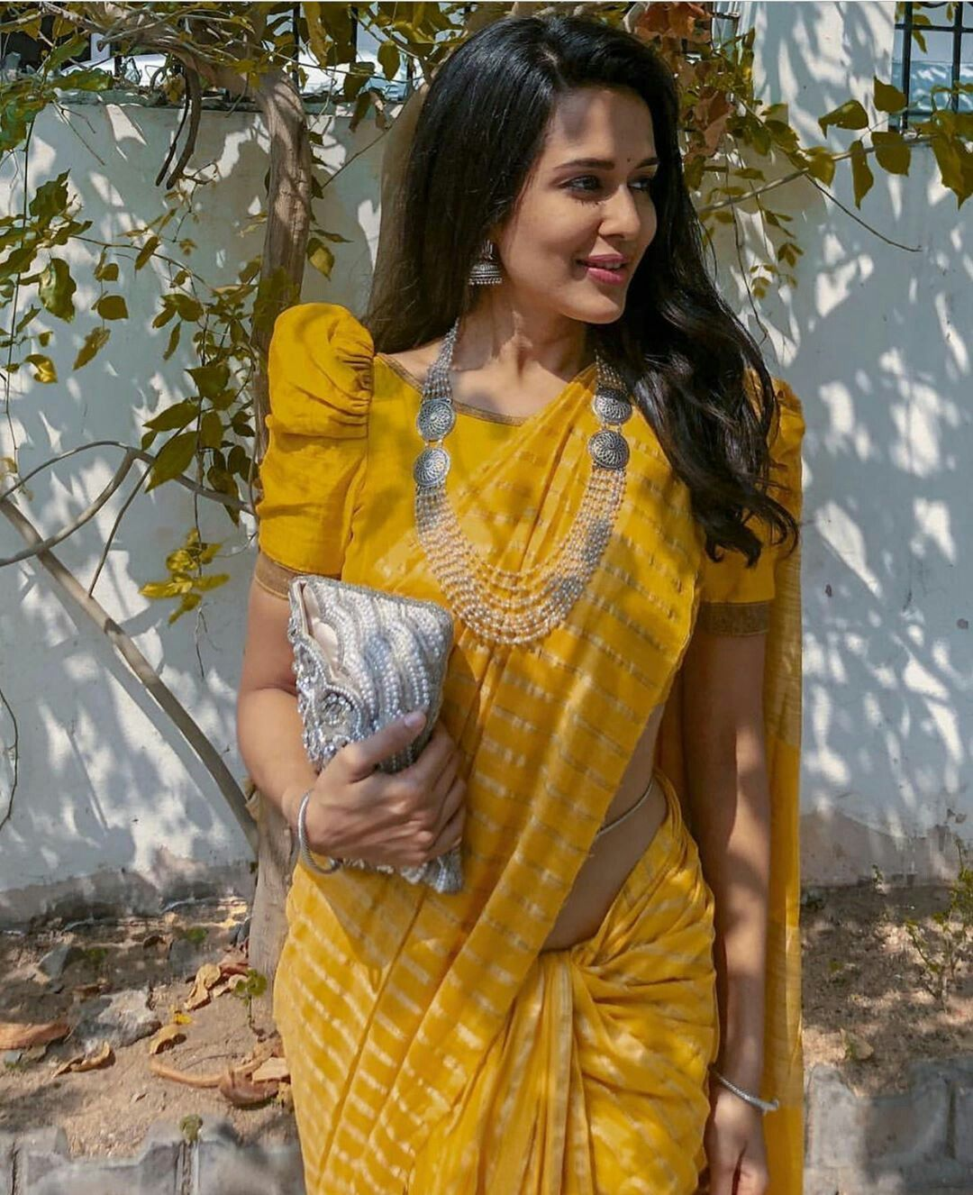 Blouse Designs For Pattu Silk Sarees (103)