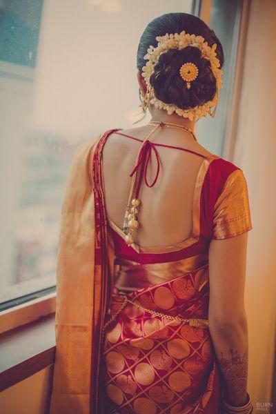 Blouse Designs For Pattu Silk Sarees (165)