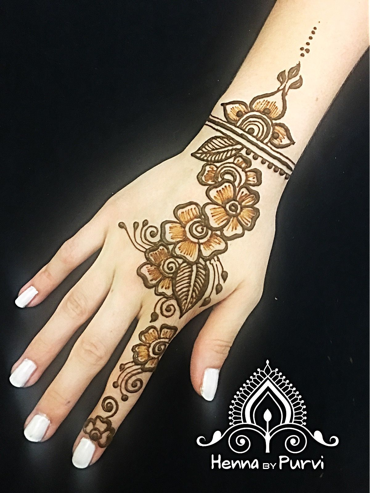 Easy Mehndi Designs Simple Latest (103)