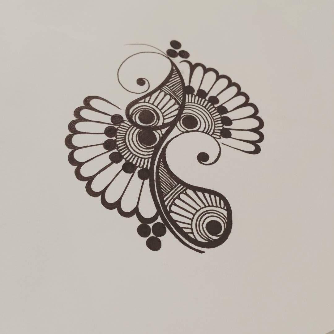Easy Mehndi Designs Simple Latest (110)