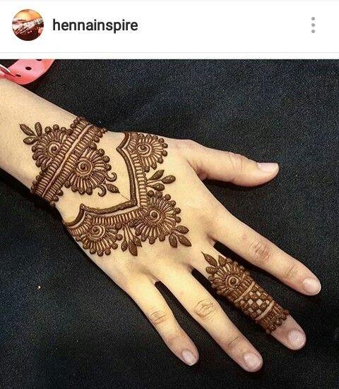 Easy Mehndi Designs Simple Latest (131)