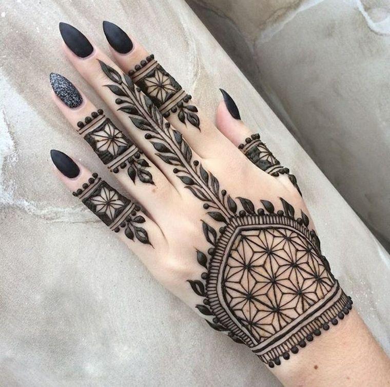 Easy Mehndi Designs Simple Latest (134)