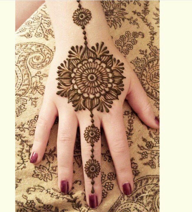 Easy Mehndi Designs Simple Latest (136)