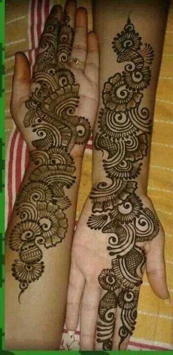 Easy Mehndi Designs Simple Latest (147)