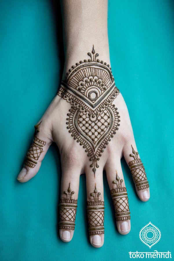 Easy Mehndi Designs Simple Latest (172)