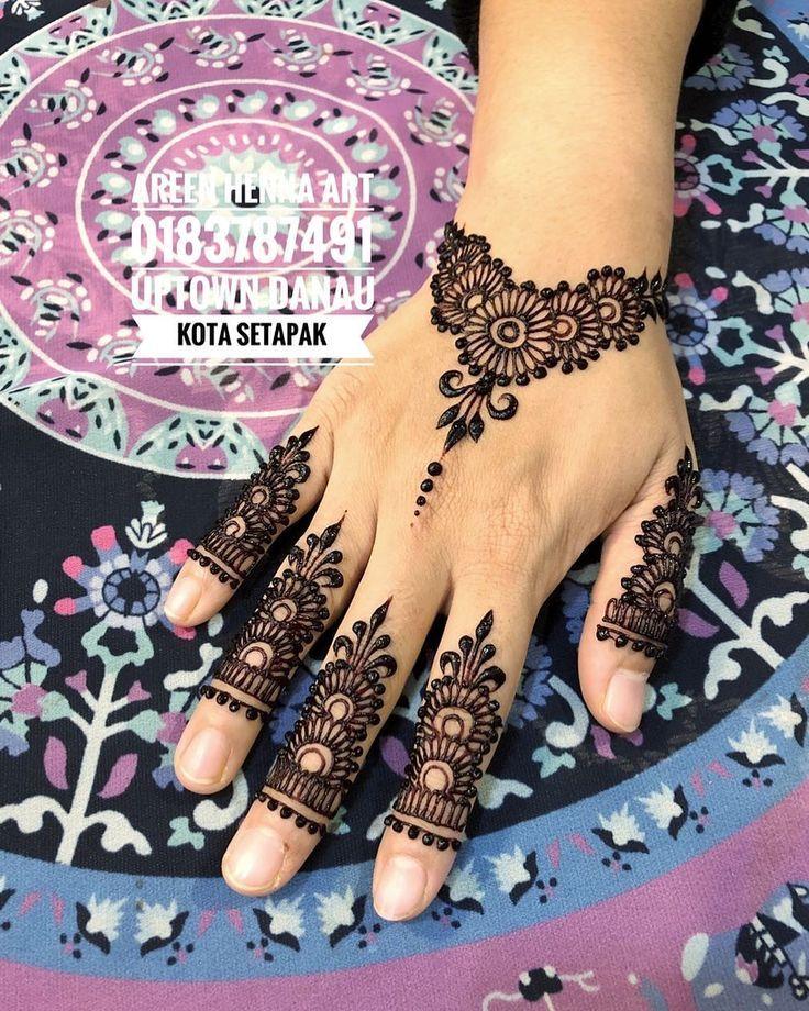 Easy Mehndi Designs Simple Latest (18)