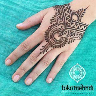 Easy Mehndi Designs Simple Latest (180)