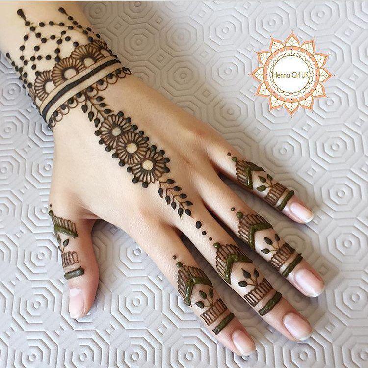 Easy Mehndi Designs Simple Latest (193)