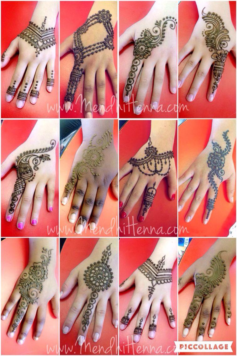 Easy Mehndi Designs Simple Latest (20)